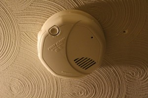 Today is the day to change the batteries in your smoke detector.