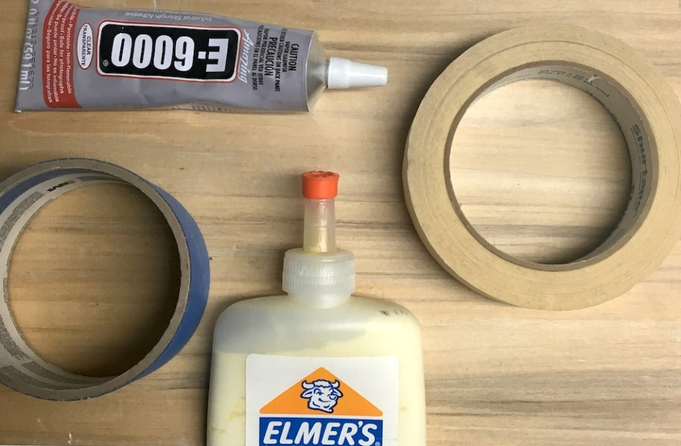 workshop glue tape