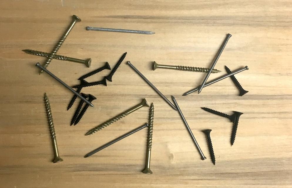 workshop nails
